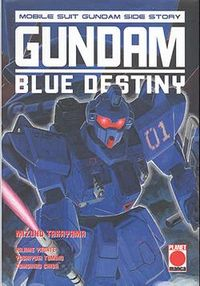 Gundam - Blue Destiny - Klickt hier für die große Abbildung zur Rezension