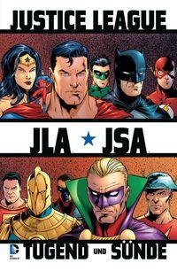 JLA/JSA: Tugend und Sünde - Klickt hier für die große Abbildung zur Rezension