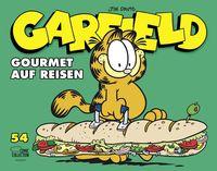 Garfield 54: Gourmet auf Reisen - Klickt hier für die große Abbildung zur Rezension
