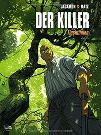Der Killer 13: Fluchtlinien - Klickt hier für die große Abbildung zur Rezension