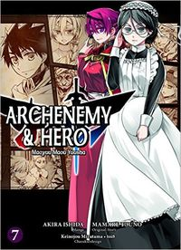 Archenemy & Hero 7 - Klickt hier für die große Abbildung zur Rezension