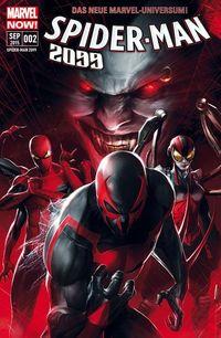 Spider-Man 2099 Band 2 - Klickt hier für die große Abbildung zur Rezension