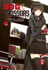Dog & Scissors 2 - Klickt hier für die große Abbildung zur Rezension