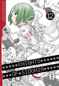 Knights of Sidonia 12 - Klickt hier für die große Abbildung zur Rezension