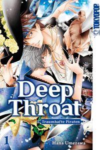 Deep Throat 1: Traumhafte Piraten - Klickt hier für die große Abbildung zur Rezension