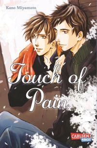 Touch of Pain - Klickt hier für die große Abbildung zur Rezension