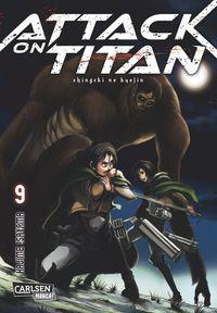Attack on Titan 9 - Klickt hier für die große Abbildung zur Rezension