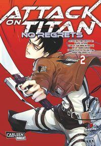 Attack on Titan - No Regrets 2 - Klickt hier für die große Abbildung zur Rezension