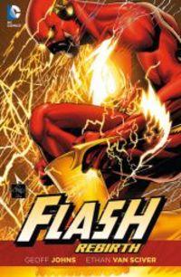 Flash Rebirth - Klickt hier für die große Abbildung zur Rezension