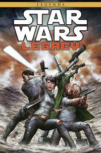 Star Wars Sonderband 87: Legacy II 4 - Die letzte Schlacht - Klickt hier für die große Abbildung zur Rezension