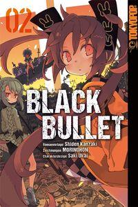 Black Bullet 2 - Klickt hier für die große Abbildung zur Rezension