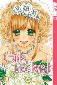 Girls Love Twist 10 - Klickt hier für die große Abbildung zur Rezension