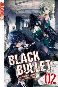 Black Bullet Novel 2 - Klickt hier für die große Abbildung zur Rezension