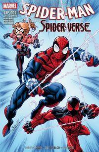 Spider-Man: Spider-Verse Sonderband 2 - Klickt hier für die große Abbildung zur Rezension