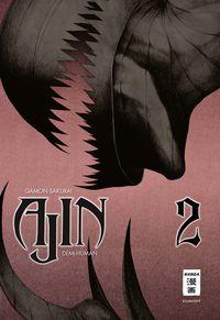 Ajin Demi-Human 2 - Klickt hier für die große Abbildung zur Rezension