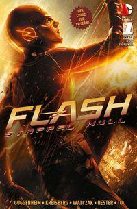 The Flash: Staffel Null 1 - Klickt hier für die große Abbildung zur Rezension