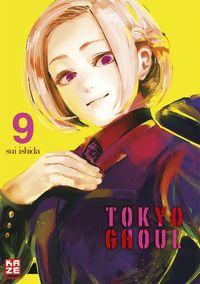 Tokyo Ghoul 9 - Klickt hier für die große Abbildung zur Rezension