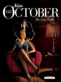 Miss October 4: The Last Night - Klickt hier für die große Abbildung zur Rezension