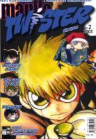 Manga Twister  2 - Klickt hier für die große Abbildung zur Rezension