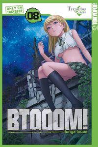 Btooom! 8 - Klickt hier für die große Abbildung zur Rezension