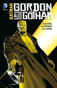 Batman: Gordon aus Gotham - Klickt hier für die große Abbildung zur Rezension