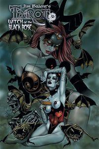 Tarot – Witch of the Black Rose 14: Die Rückkehr des Krampus - Klickt hier für die große Abbildung zur Rezension