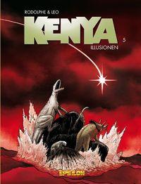 Kenya 5: Illusionen - Klickt hier für die große Abbildung zur Rezension