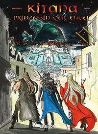 Kitana – Prinzessin der Engel: Der Schicksalstempel 2 - Klickt hier für die große Abbildung zur Rezension