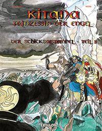 Kitana – Prinzessin der Engel: Der Schicksalstempel 3 - Klickt hier für die große Abbildung zur Rezension