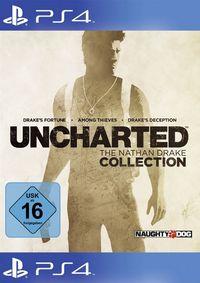 Uncharted: The Nathan Drake Collection - Klickt hier für die große Abbildung zur Rezension
