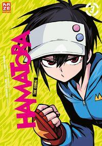 Hamatora 03 - Klickt hier für die große Abbildung zur Rezension
