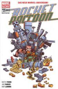 Rocket Raccoon 3: Krawall im All - Klickt hier für die große Abbildung zur Rezension
