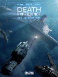 Death Experience 2: Der himmlische Friedhof - Klickt hier für die große Abbildung zur Rezension