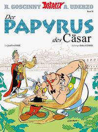 Asterix 36: Der Papyrus des Cäsar - Klickt hier für die große Abbildung zur Rezension