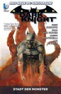 Batman - The Dark Knight Paperback 4: Stadt der Monster - Klickt hier für die große Abbildung zur Rezension