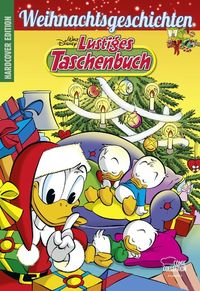 Walt Disney Weihnachtsgeschichten-Hardcover Edition - Klickt hier für die große Abbildung zur Rezension