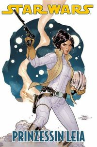 Star Wars-Prinzessin Leia - Klickt hier für die große Abbildung zur Rezension