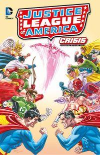 Justice League of America: CRISIS 2 - Klickt hier für die große Abbildung zur Rezension