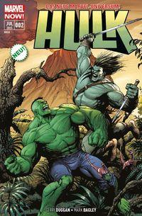 HULK 2 - Der Omega-Hulk - Klickt hier für die große Abbildung zur Rezension