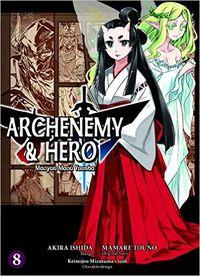 Archenemy & Hero 8 - Klickt hier für die große Abbildung zur Rezension