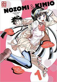 Nozomi & Kimio 1 - Klickt hier für die große Abbildung zur Rezension
