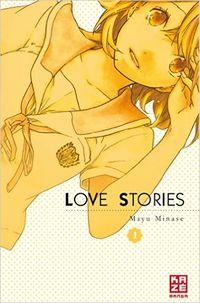 Love Stories 1 - Klickt hier für die große Abbildung zur Rezension