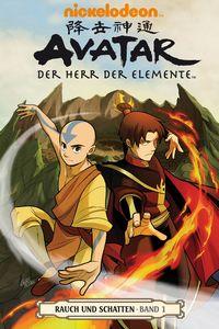 Avatar: Der Herr der Elemente 11: Rauch und Schatten 1 - Klickt hier für die große Abbildung zur Rezension