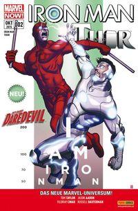 Iron Man/Thor 2 - Klickt hier für die große Abbildung zur Rezension