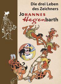 Die drei Leben des Zeichners Johannes Hegenbarth - Klickt hier für die große Abbildung zur Rezension