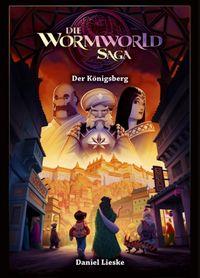 Die Wormworld Saga 3 - Klickt hier für die große Abbildung zur Rezension