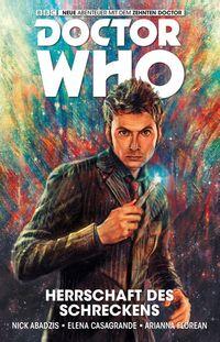 Doctor Who: Der zehnte Doctor 1: Herrschaft des Schreckens - Klickt hier für die große Abbildung zur Rezension