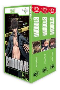 BTOOOM! Box 2 - Klickt hier für die große Abbildung zur Rezension
