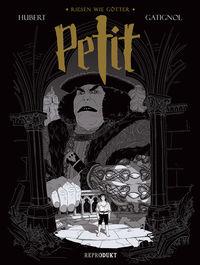Petit: Riesen wie Götter - Klickt hier für die große Abbildung zur Rezension