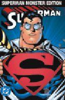 Superman Monster Edition 1 - Klickt hier für die große Abbildung zur Rezension